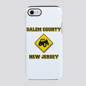 Salem County NJ Agriculture iPhone 7 Tough Case