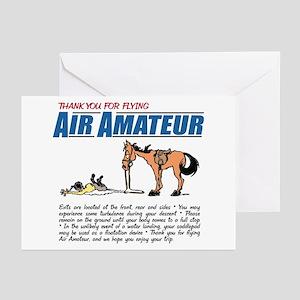 Air Amateur Cards (Pk of 20)