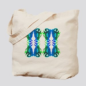 Retro Mahi Mahi Fish Pattern. Fish Tuna R Tote Bag
