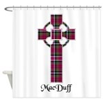 Cross - MacDuff Shower Curtain