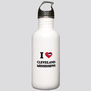 I love Cleveland Missi Stainless Water Bottle 1.0L