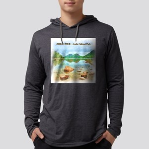 Jordan Pond - Acadia Nationa Long Sleeve T-Shirt