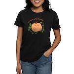 Mommy's Little Pumpkin Women's Dark T-Shirt