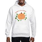 Mommy's Little Pumpkin Hooded Sweatshirt