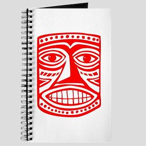 Tiki Mask 02 Journal