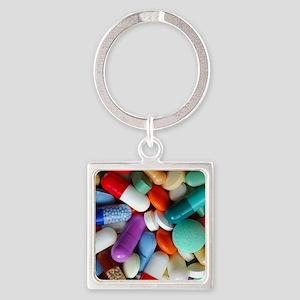 pills drugs Keychains