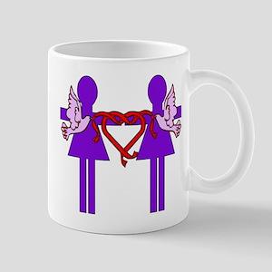 Same Sex Marriage Female Mug