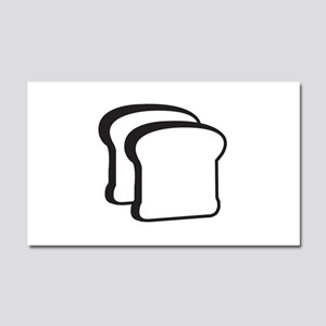 French Toast Car Magnet 20 x 12