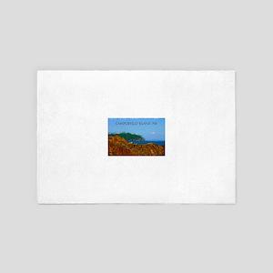 Campobello Island, NB, Canada 4' x 6' Rug