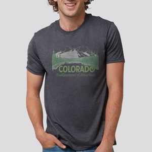 Vintage Colorado Mountains T-Shirt