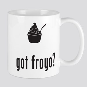 Frozen Yogurt Mug