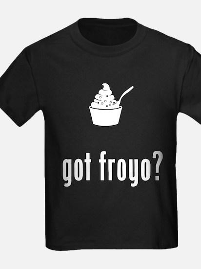 Frozen Yogurt T