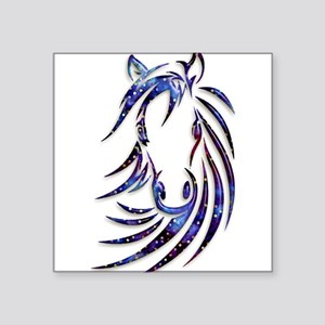Magical Mystical Horse Portrait Sticker