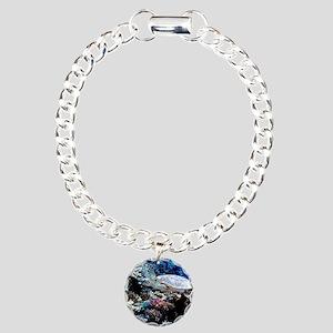 Sea Turtle Charm Bracelet, One Charm