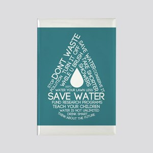 Save Water Magnets