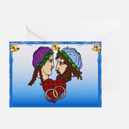 Gay Marriage Greeting Card