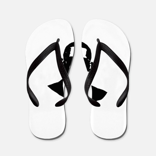 Shady Obama Flip Flops