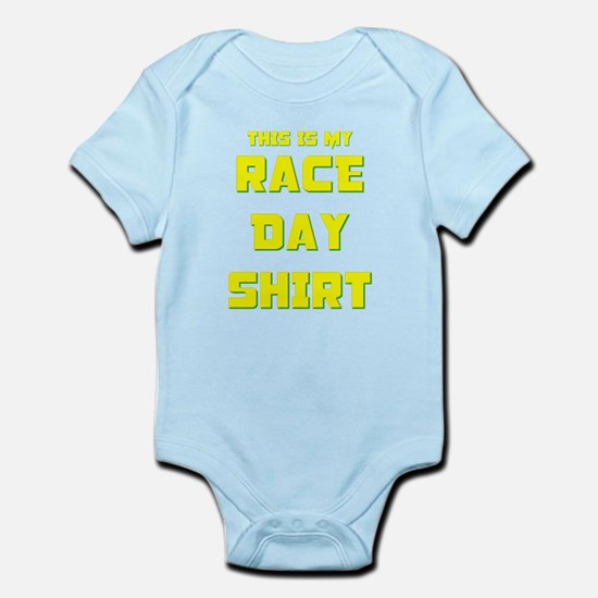 My Race Day Shirt Body Suit