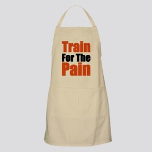 Train for the Pain Apron