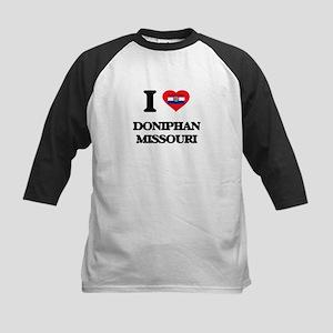 I love Doniphan Missouri Baseball Jersey