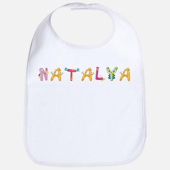 Natalya Baby Bib