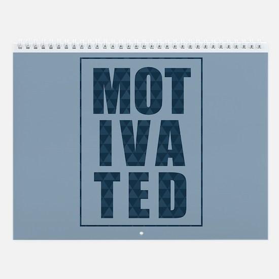 Motivational Wall Calendar