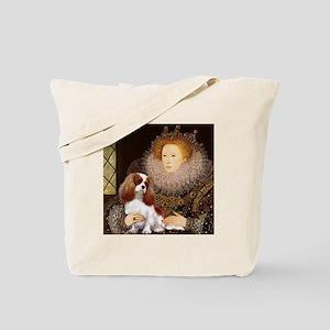 Queen Elizabeth I & Cavalier Tote Bag