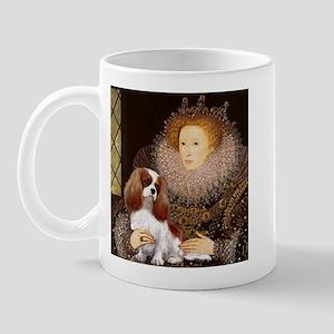 Queen Elizabeth I & Cavalier Mug