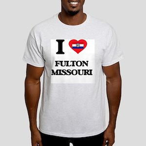 I love Fulton Missouri T-Shirt