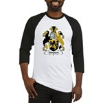 Simpson Family Crest Baseball Jersey