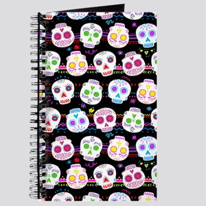 Day of the Dead Sugar Skulls Journal