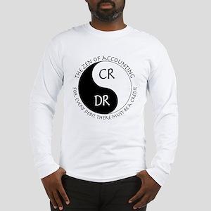 Zen of Accounting Long Sleeve T-Shirt