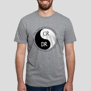 Zen of Accounting Mens Tri-blend T-Shirt
