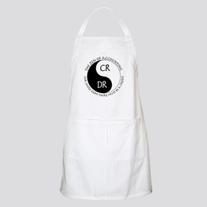 Zen of Accounting Light Apron