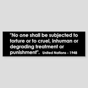 U.N. Human Rights
