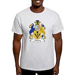 Sidney Family Crest Light T-Shirt