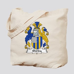 Shirley Family Crest Tote Bag