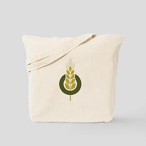 Gluten Grain Decal Tote Bag