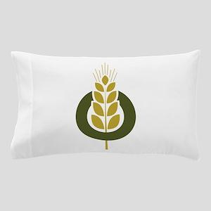 Gluten Grain Decal Pillow Case