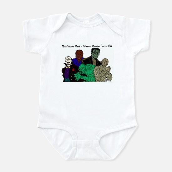 The Monster Mash Infant Onesie