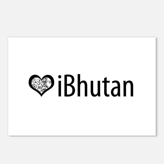 iBhutan Postcards (Package of 8)