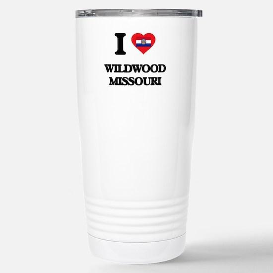 I love Wildwood Missour Stainless Steel Travel Mug