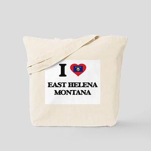I love East Helena Montana Tote Bag