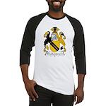 Shakespeare Family Crest Baseball Jersey
