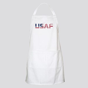 USAF American Flag Light Apron