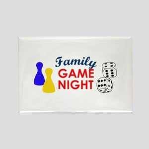 Family Game Night Magnets