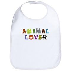 Animal Lover Bib