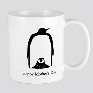 Mother's Day Penguins Mugs