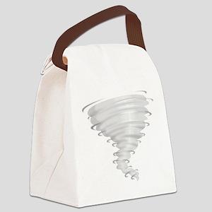 Tornado Alley Canvas Lunch Bag