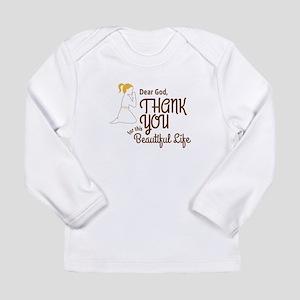 Thank you God Long Sleeve T-Shirt